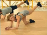 Фитнес с Валери Турпин 5 руки ноги пресс все
