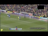 Норвич - Эвертон : обзор матча